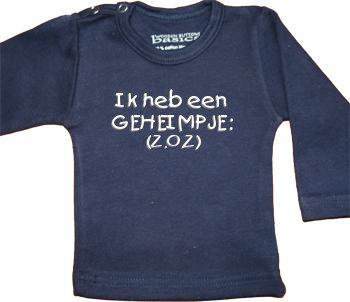 Bedrukken Baby BedruktLange Shirt T Mouw 3jR54AL